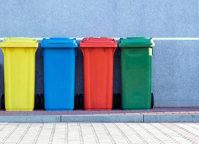 Servicio de reciclaje a domicilio