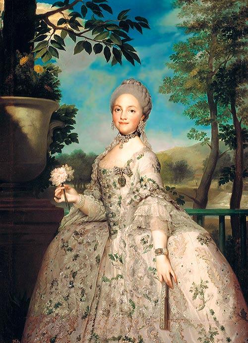 María Luisa de Borbón-Parma
