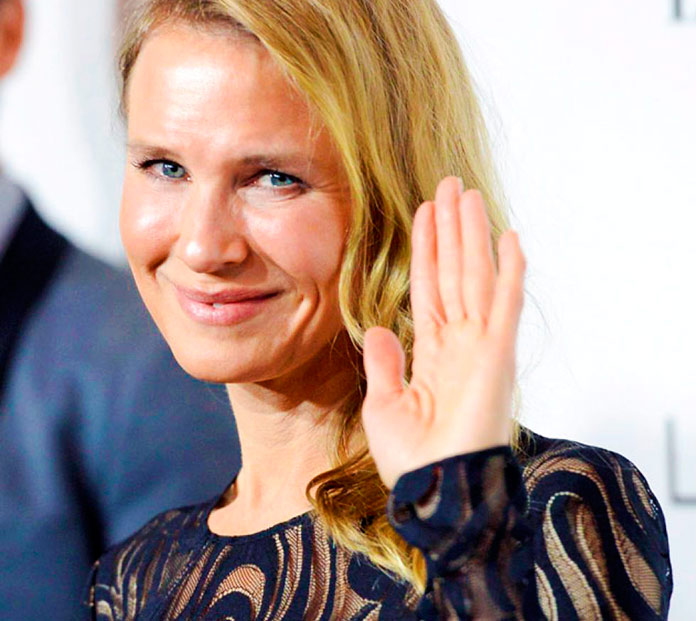 Renée Zellweger después