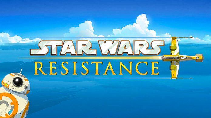 Disney anuncia la llegada de Resistance, la nueva serie de Star Wars