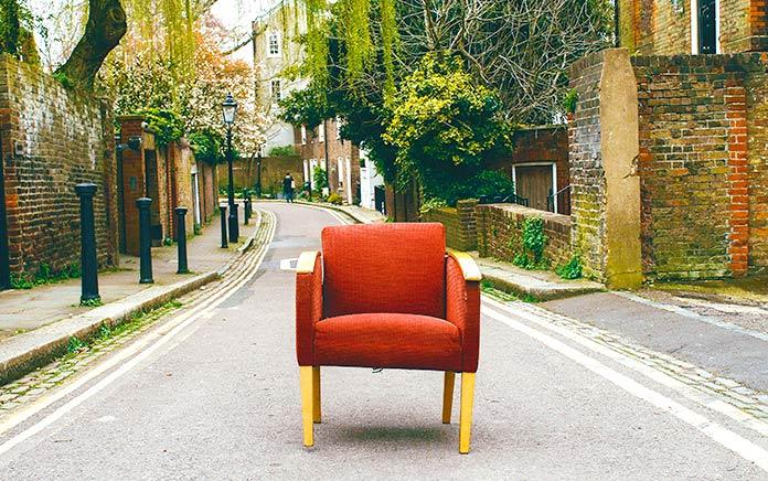 Emprendimiento ecológico - Restauración de muebles