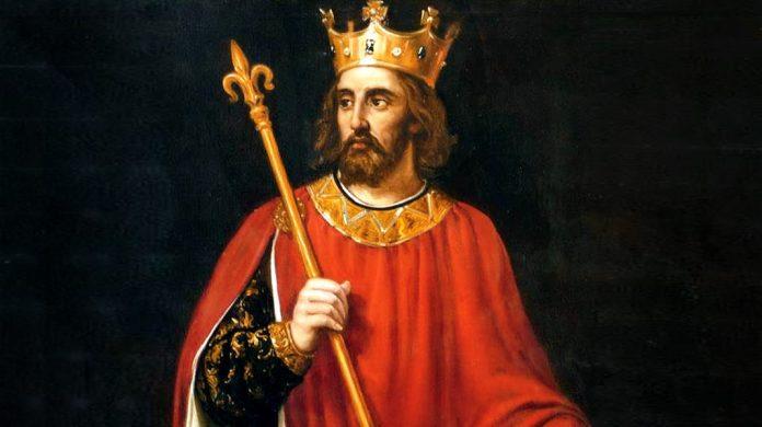 Reyes de la península ibérica. Alfonso IV el Monje