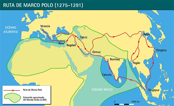 Ruta de Marco Polo