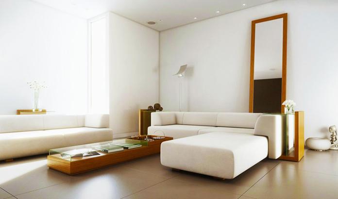 Tendenciasen muebles de hogar minimalistas