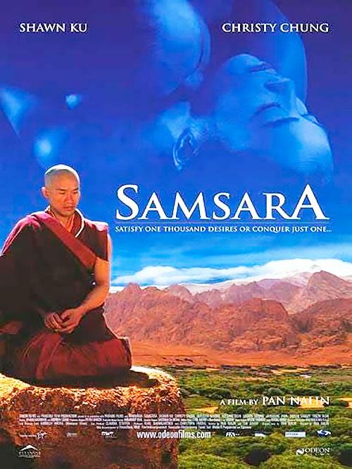 """Póster de la película """"Samsara"""", 2002"""
