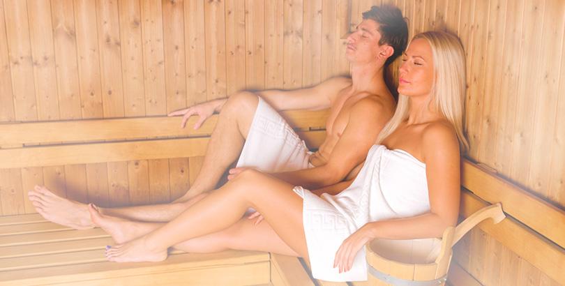 rejuvenecer la piel con sauna de vapor