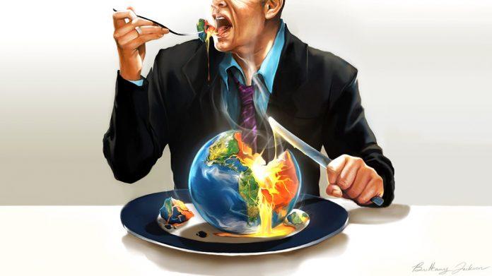 El ser humano: la devastadora pandemia del planeta