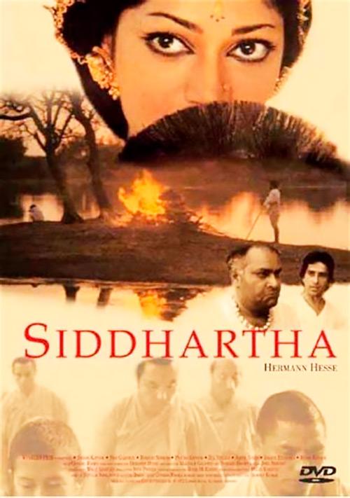 "Póster de la película ""Siddhartha"", 1972"