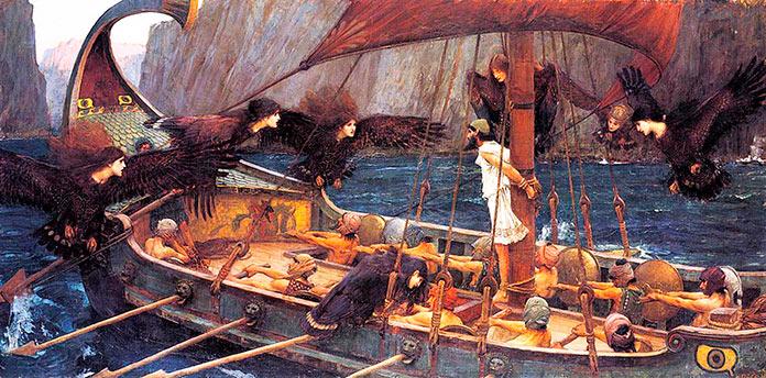 """La """"Odisea"""" de Homero"""