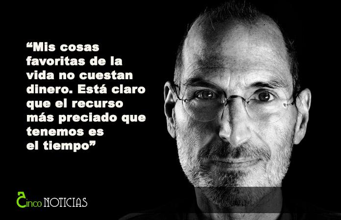 118 Frases De Steve Jobs Reflexiones Sobre éxito Futuro