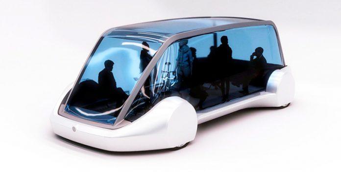 Elon Musk ha compartido por primera vez una imagen del túnel que construye debajo de un suburbio de Los Ángeles.