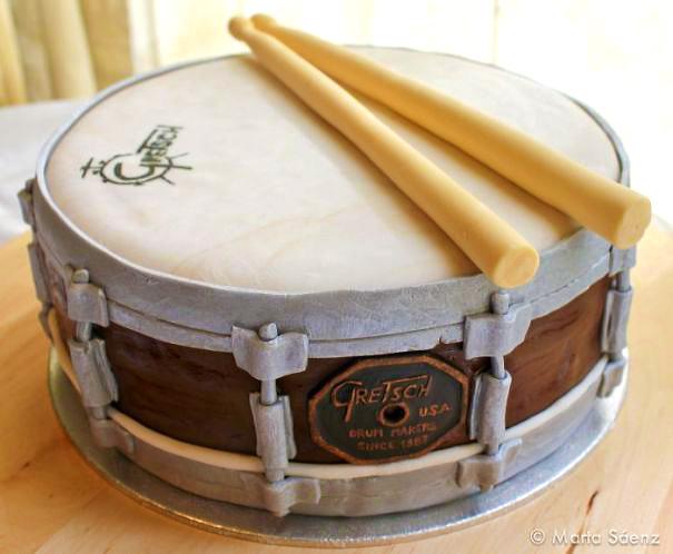 Tarta tambor