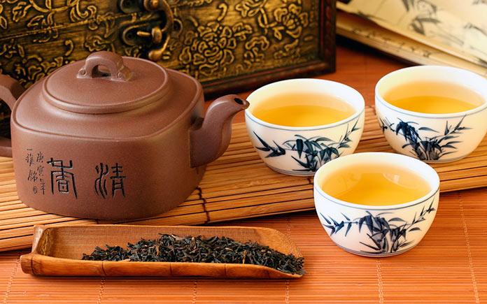 Casa del té de Huashan