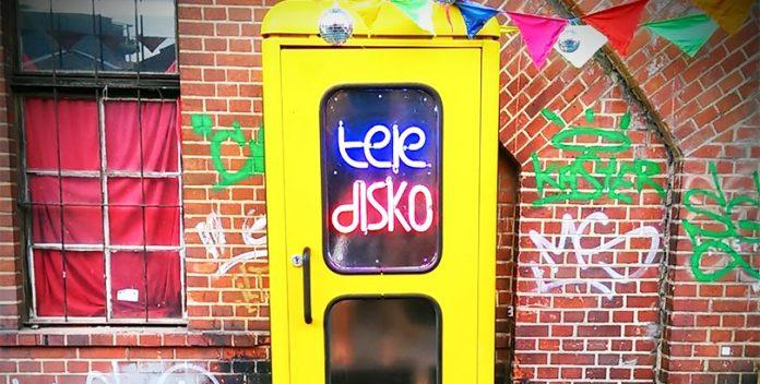 Teledisko: las discotecas más pequeñas del mundo.