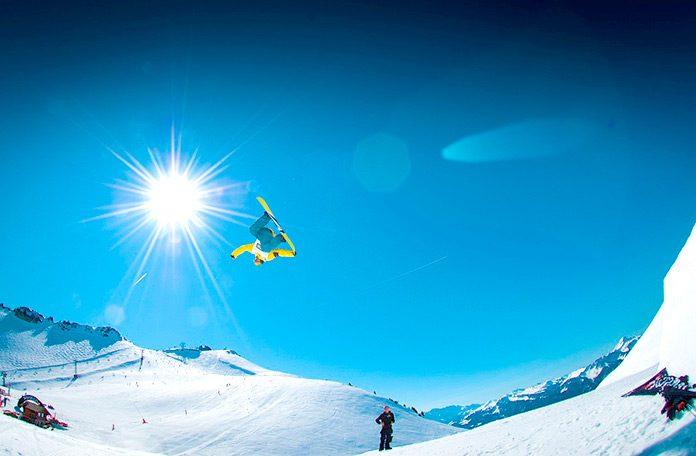 Da comienzo la temporada de esquí