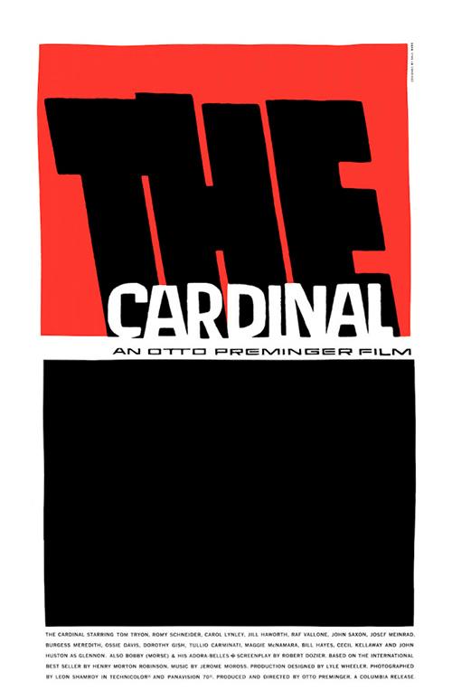 Póster The Cardinal
