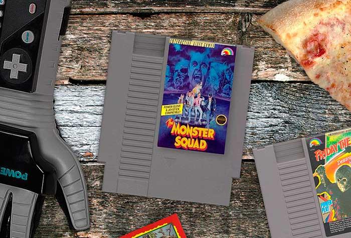 Juego de para la NES The Monster Squad