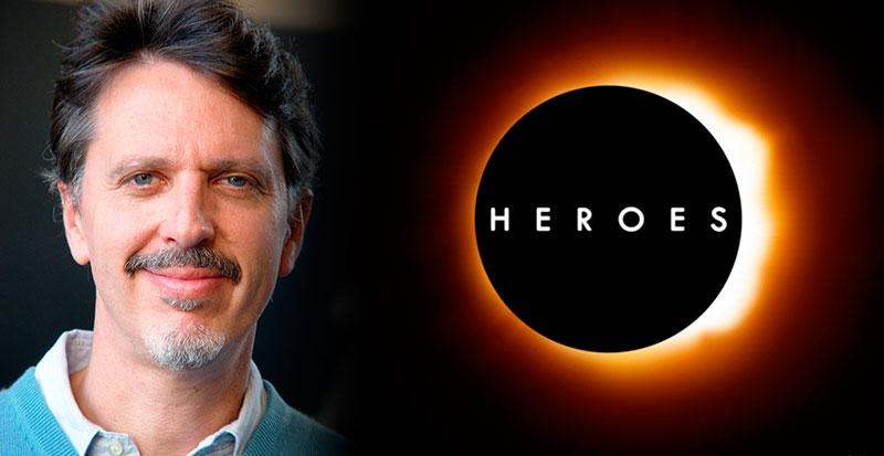 Tim Kring, creador de Héroes