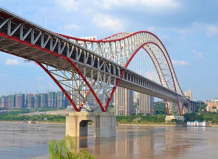 Tipos de puentes: