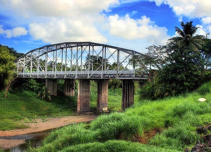 Tipos de puentes: puentes de armadura -