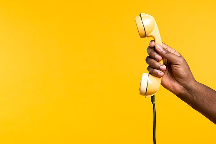 tipos de teléfono - 911