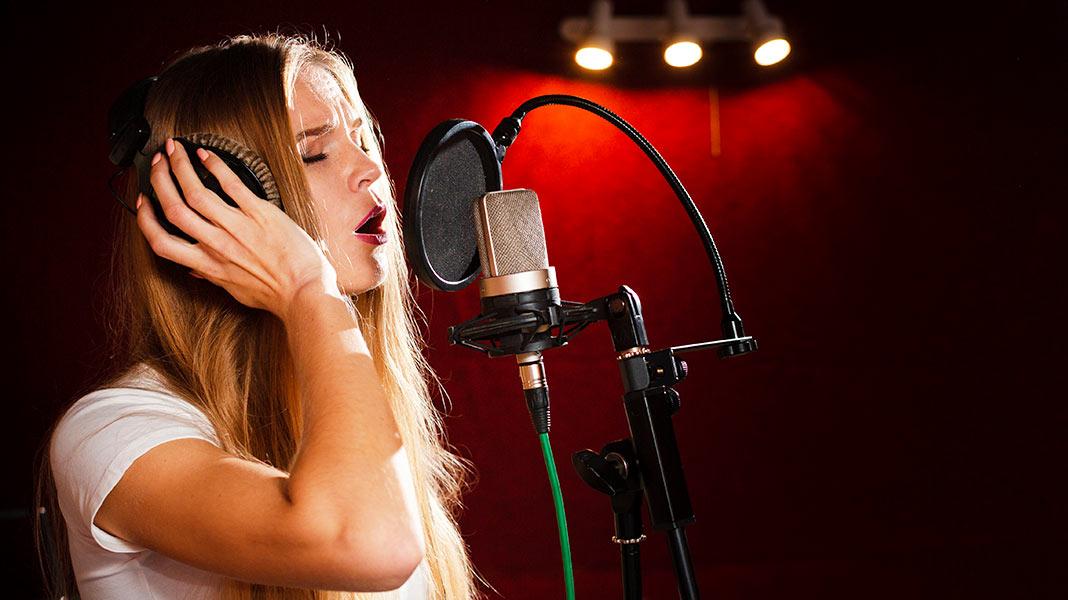 Tipos de voz y registros vocales