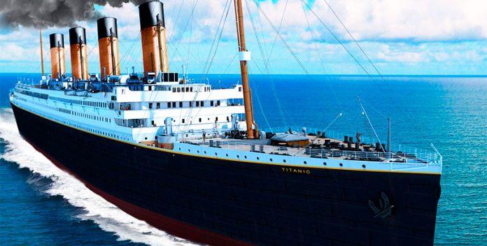 Ahora será posible vivir una experiencia virtual en el Titanic.