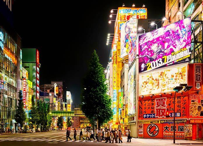 Las 5 frikadas de Tokio que deberíamos importar a Europa.