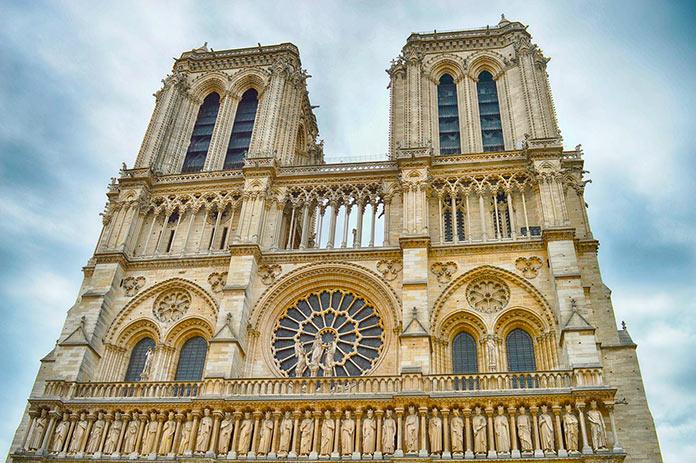 Torres de la Catedral de Notre Dame