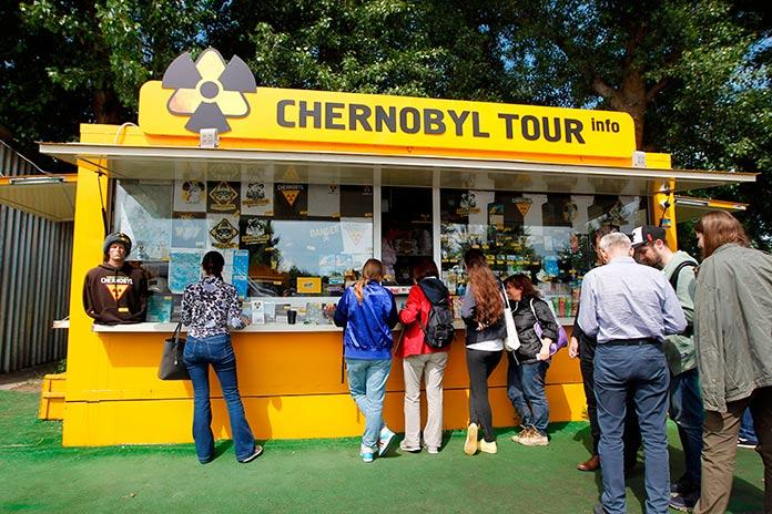 Tours por Chernóbil para turistas