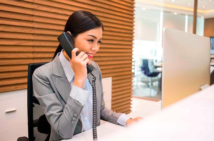 Trabajos administrativos y de oficina