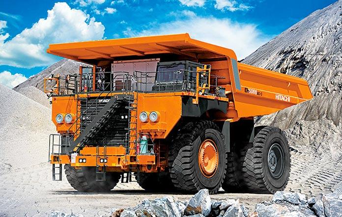 Transporte utilizado en recolección de residuos mineros