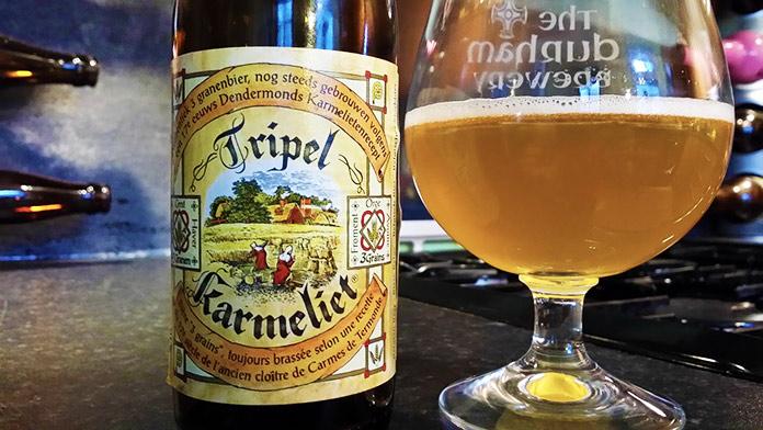 Brasserie Karmeliet - Tripel