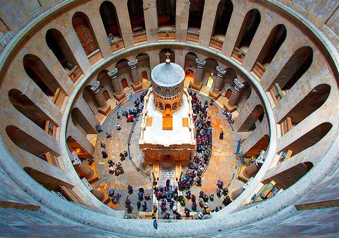 La tumba de Jesús: localización, historia y secretos de la misteriosa sepultura de Jesucristo