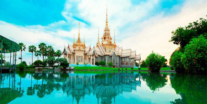 Continúa el aumento del turismo en Asia.