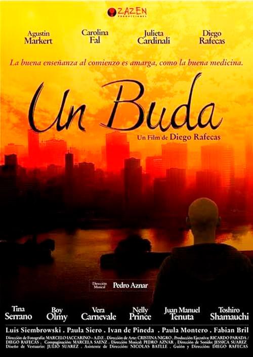 """Póster de la película """"Un Buda"""", 2005"""