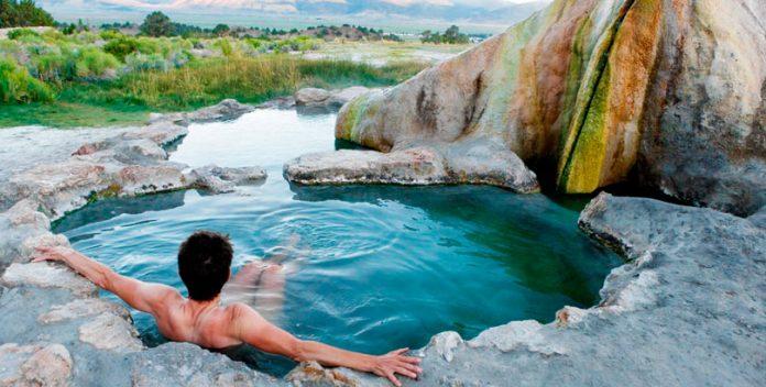Crean un vademécum de aguas termales en España