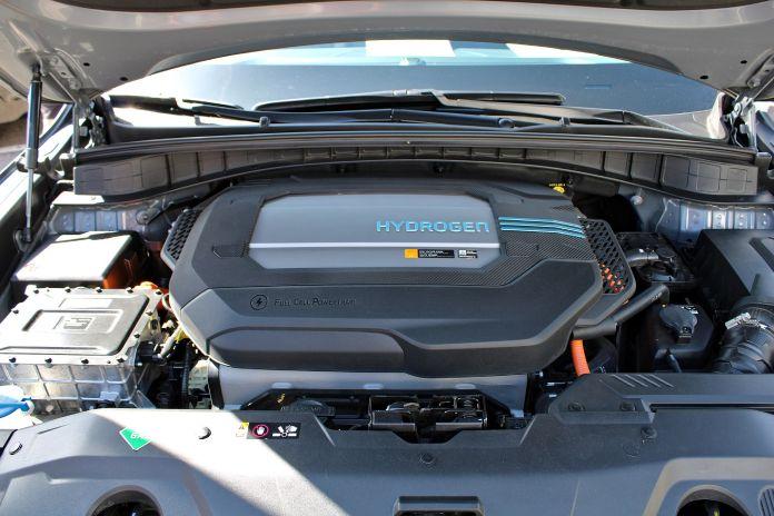 Vehiculos eléctricos: Nexo Hyundai