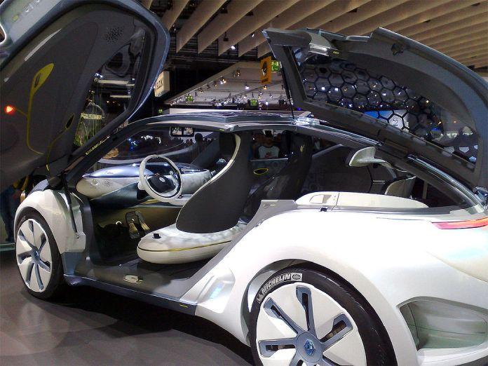 Vehículos eléctricos: Reanult Zoe