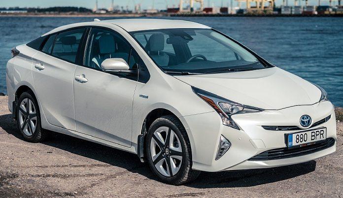 Vehículos eléctricos: Toyota Prius