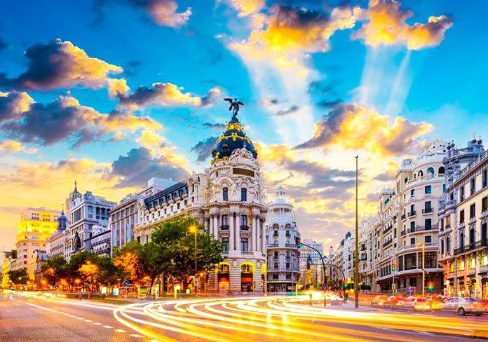 Una cita en las calles del viejo Madrid