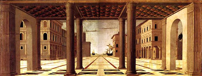 Vista arquitectónica (1490-1500)