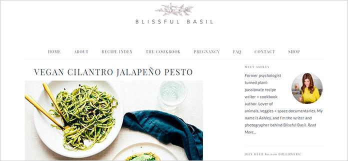 Web Blissful Basil