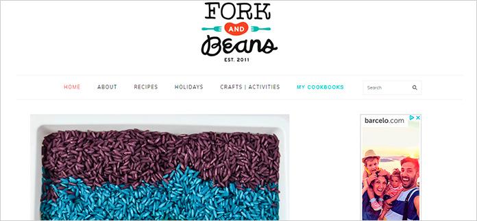 Web Fork & Beans