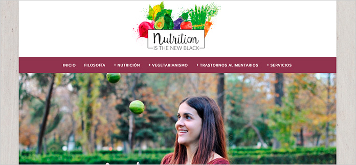 Web Nutrition is the New Black
