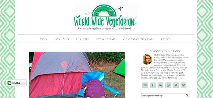 Web World Wide Vegetarian