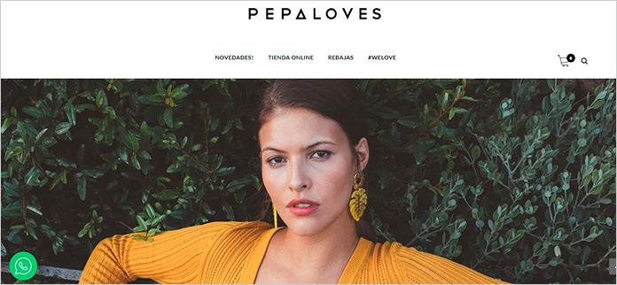 Web Pepa Loves