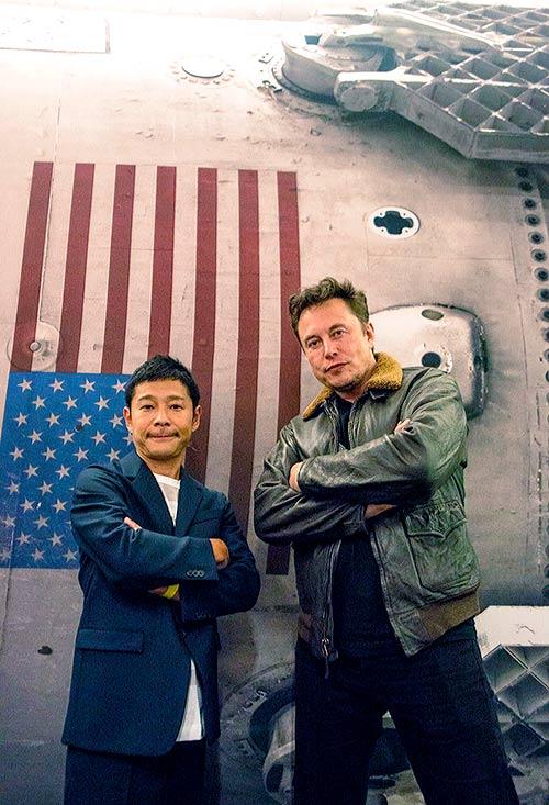 SpaceX se va a Marte