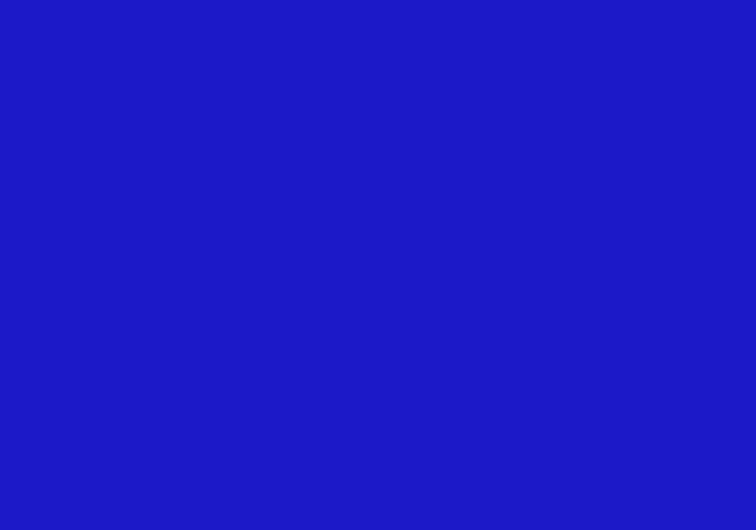 Yves Klein: un cierto azul, la Venus y el pintor